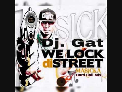 DJ GAT MASICKA HARD BALL DANCEALL [MIX] AUGUST 2016 VYBZ