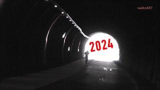 Lauf ins neue Jahr 2020 Running into the new year 2020 Happy New Year