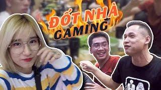 """""""Đốt Nhà gaming"""" đến thăm anh Độ Mixi và ngày cuối ở Hà Nội"""