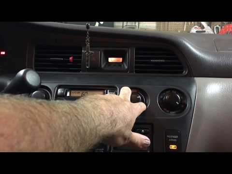 2004 Honda Odyssey AC Repair