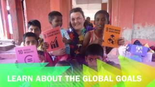 International Day of the Girl Child, 10th October 2015
