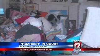 Man accused of hoarding released from jail