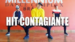 Baixar HIT CONTAGIANTE - Felipe Original feat Kevin o Chris I Coreógrafo Tiago Montalti