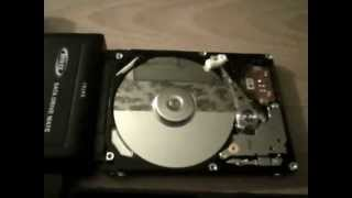 Toshiba hard drive Click Of Death