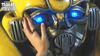 BUMBLEBEE | bastidores com novas cenas - spin-off da franquia Transformers