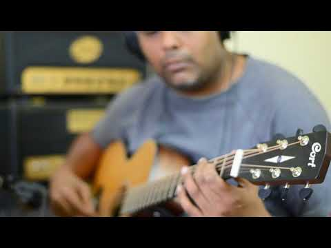Indian Classical Melody - On Guitar