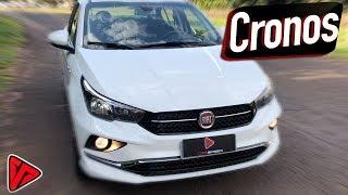 Fiat Cronos Versão Precision (2018)    Top Speed