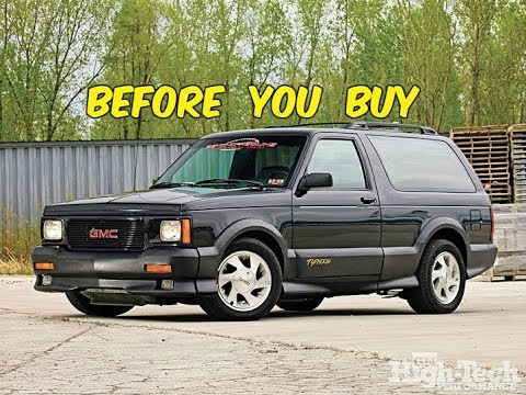 Watch This BEFORE You Buy a GMC Typhoon