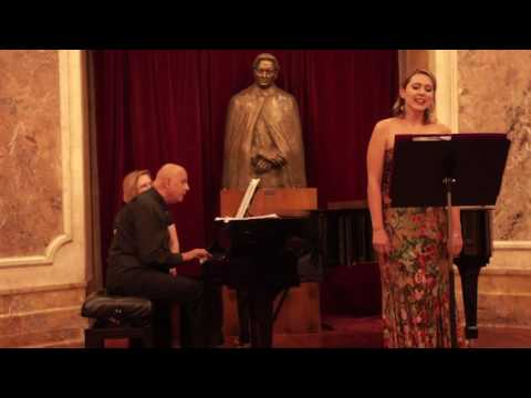 Recital de lieduri - Bianca, Stanca, Remus si Roman Manoleanu