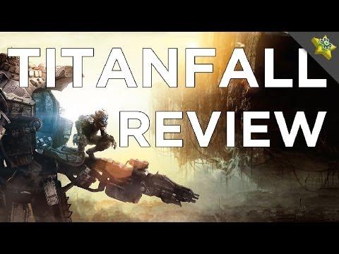 TITANFALL Review! Adam Sessler Reviews