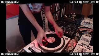 SAPeT Dj - More Early Hardcore Vinyls - 3-4-18 - DCFM