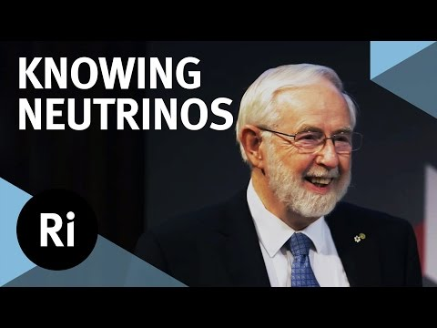 How to Know a Neutrino - with Art McDonald