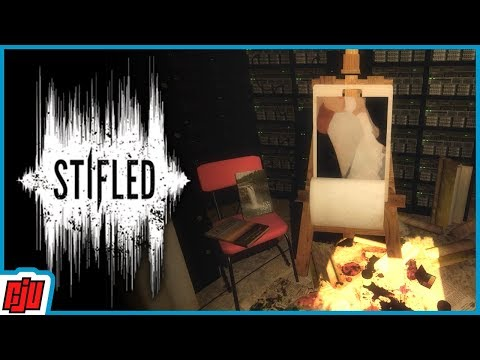 Stifled Part 4 (Ending) | Horror Game | PC Gameplay Walkthrough