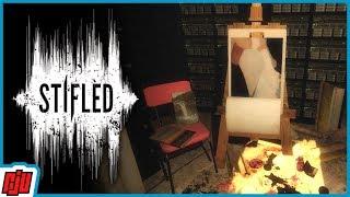 Stifled Part 4 (Ending) | Horror Game | PC Gameplay Walkthrough