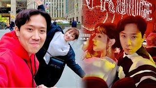 Mặc dịch đang bùng phát,Trấn Thành Hari Won vẫn tung tăng du lịch Mỹ,khoe loạt hình cực nhắng nhít