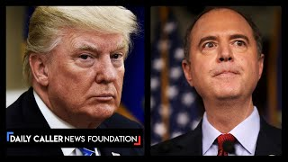 DC Shorts Trump Attacks Adam Schiff After His Press Conference