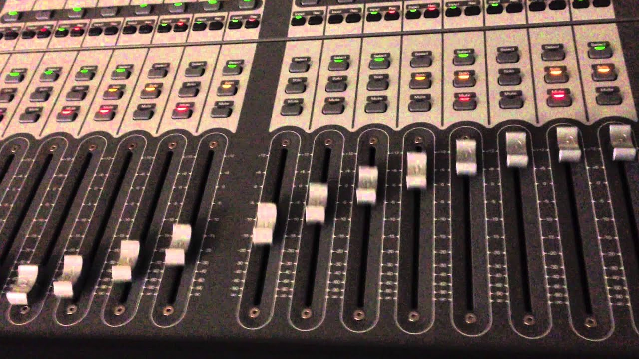 Digidesign C24 Console