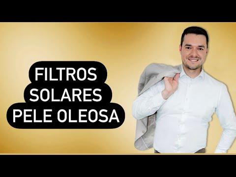 FILTROS SOLARES para a PELE OLEOSA! (versão 2021)
