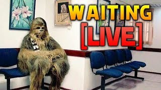 ⚡WAITING FOR ROADMAP LIVE - (Might play some BFV or SWBF2)