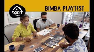 Bimba Play Tests