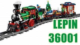 Lepin 36001 Winter Holiday Train