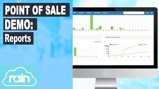 Retail pos (point of sale) demo: reports