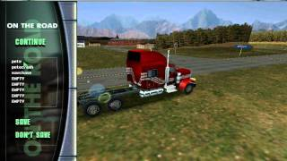 Hard Truck 2 Save file for the Peterbilt and Navistar Eagle