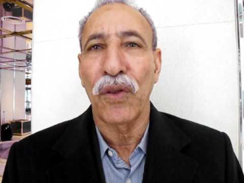 Brahim Gali, embajador saharaui en Argelia, evalúa la EUCOCO 2012