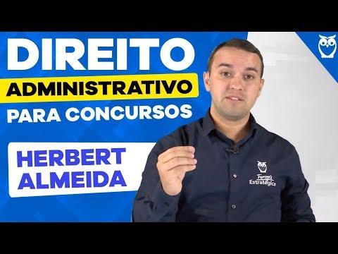 Direito Administrativo para Concursos de Tribunais | Aula gratuita com Herbert Almeida