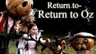 Video Return to 'Return to Oz' Creepypasta download MP3, 3GP, MP4, WEBM, AVI, FLV November 2017