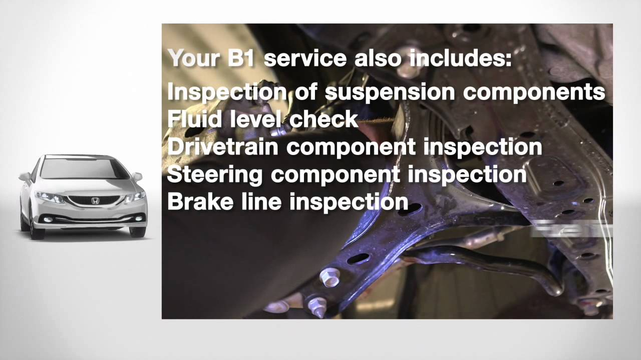 Honda b1 service from lakeshore honda explained youtube for B1 honda service