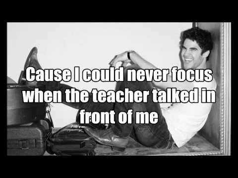 Darren Criss - Pheromones (Lyrics On Screen) [NEW SONG] Listen Up Tour