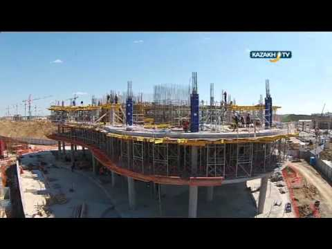 """Astana EXPO 2017"" #8 (11.01.2016)-Kazakh TV-eng"