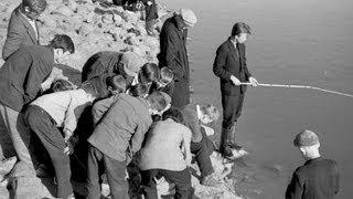 секреты рыбалки советский фильм о рыбалке 1956г _ Fishing Secrets Soviet film about fishing