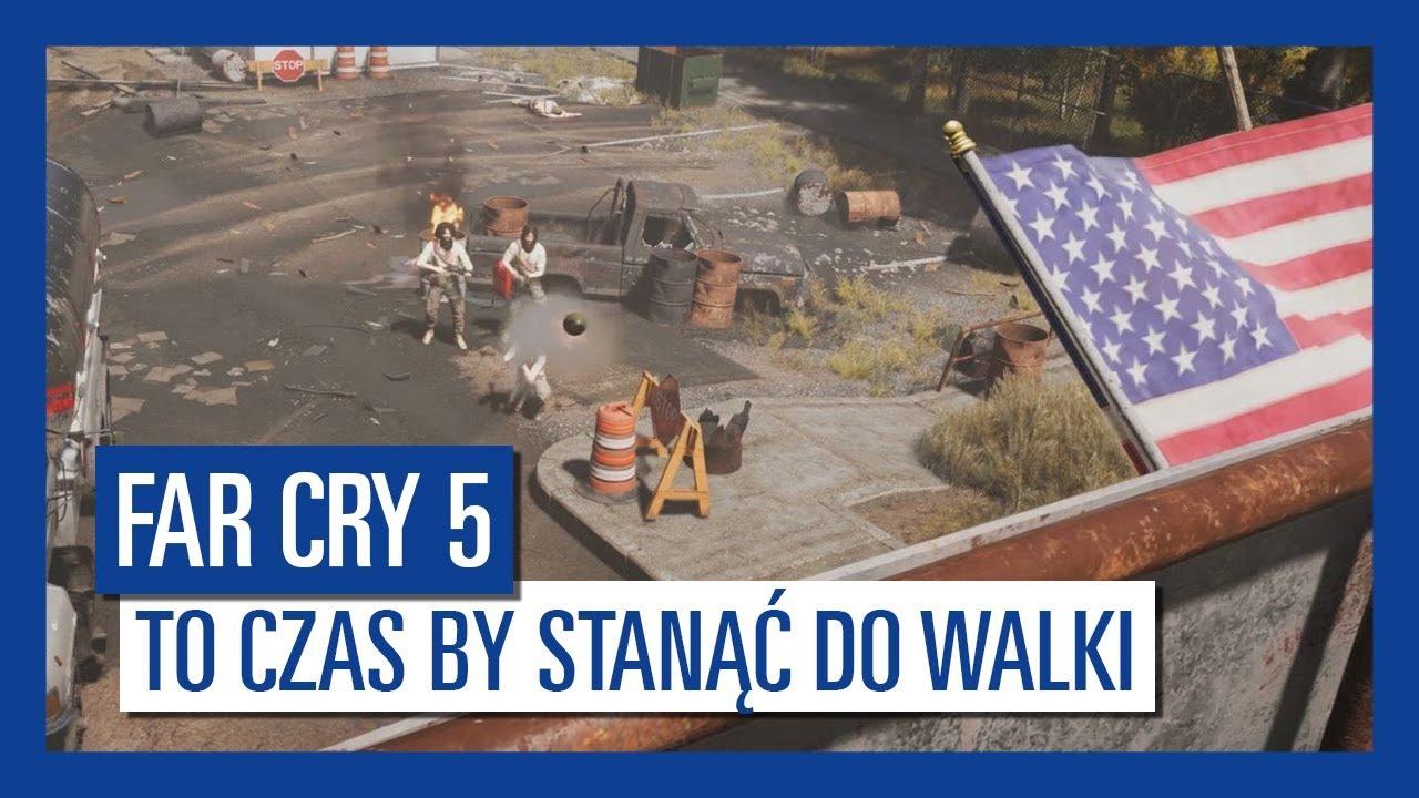 Far Cry 5: Ruch oporu | Zwiastun | Ubisoft