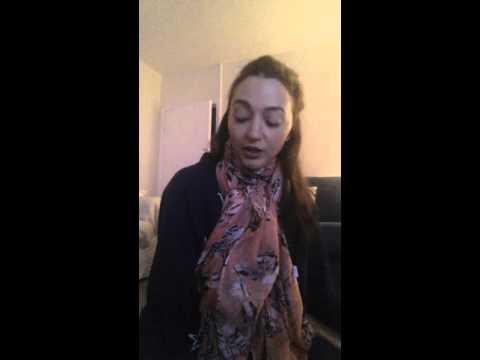 White girl sings Naan Dum Adikira