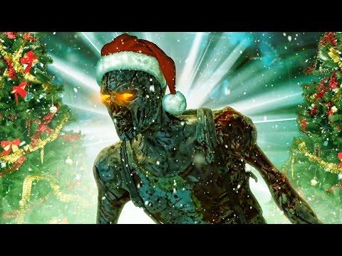 CHRISTMAS EVE ZOMBIES!!!