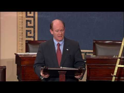 Senator Coons calls on colleagues to pass Employment Non-Discrimination Act