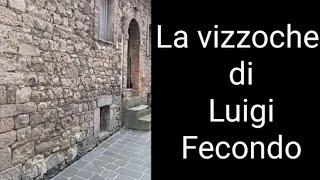 La bigotta La bizzoca La vizzoche 2° versione Poesia dialettale abruzzese di Luigi Fecondo