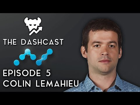DashCast Ep. 5 | Colin LeMahieu (Founder of Nano)