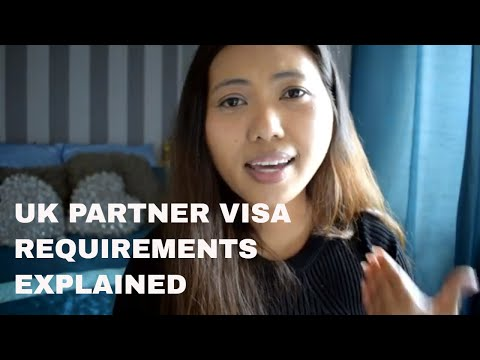 Uk Partner Visa Requirements