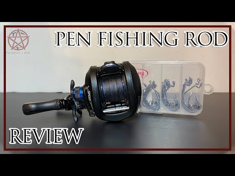 Review Of An Off Brand Pen Fishing Rod