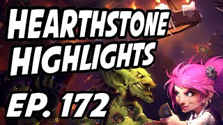 Hearthstone Daily Highlights | Ep. 172 | Zetalot, bmkibler, danehearth, Day9tv, DisguisedToastHS