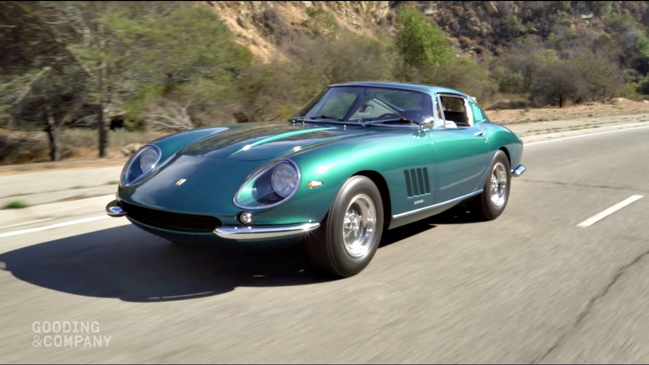 revealed 1967 ferrari 275 gtb 4 youtube. Black Bedroom Furniture Sets. Home Design Ideas