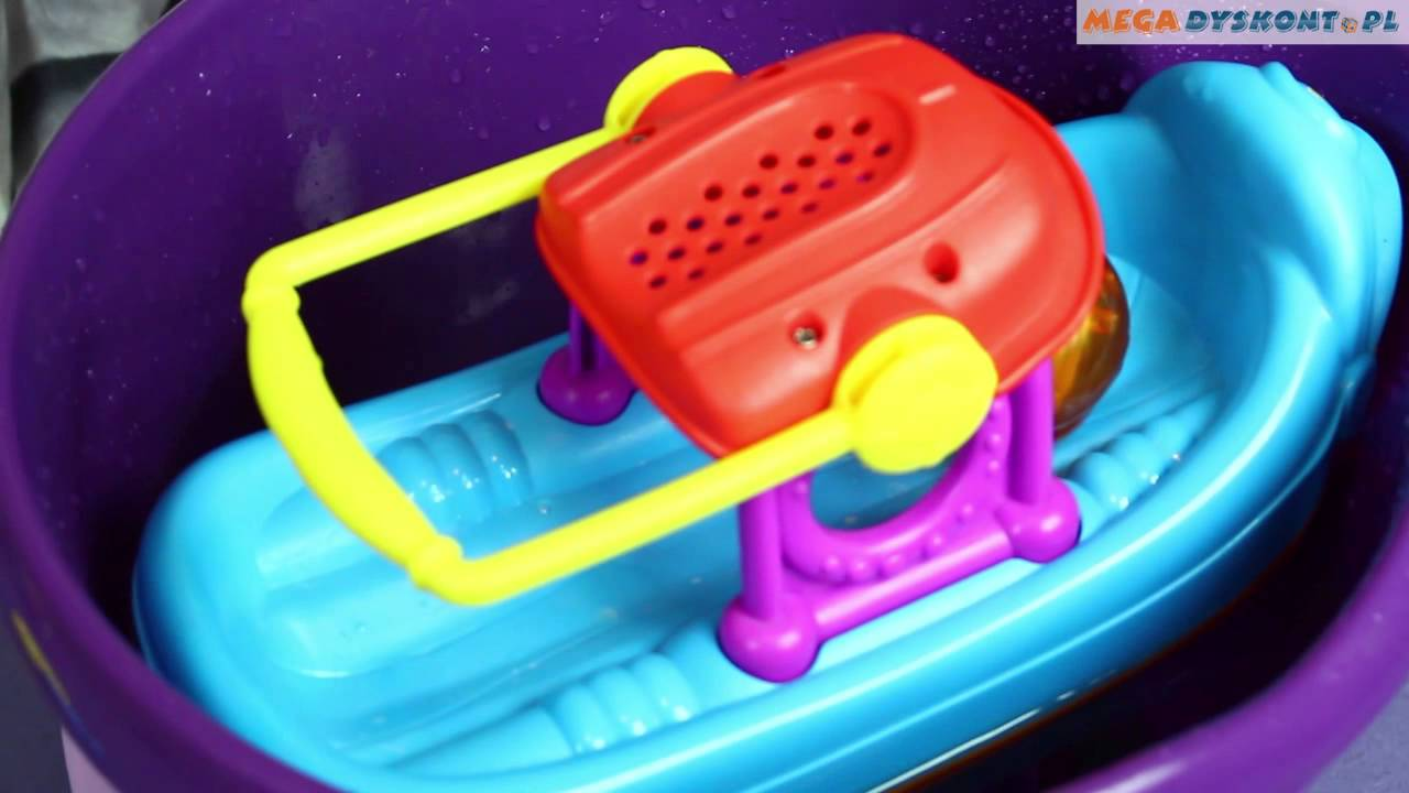 Baby Products Fisher-Price Topzy Tumblers Tubtime Tumblin Boat Fisher Price W9850