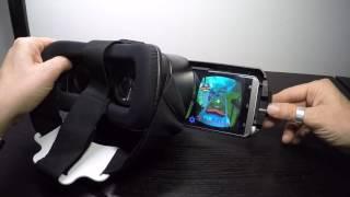 Arealer VRroam realtà virtuale 3D occhiali (recensione ITA)