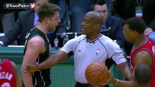 Toronto Raptors vs Milwaukee Bucks Full Game Highlights Game 3 April 20 2017 NBA Playoffs