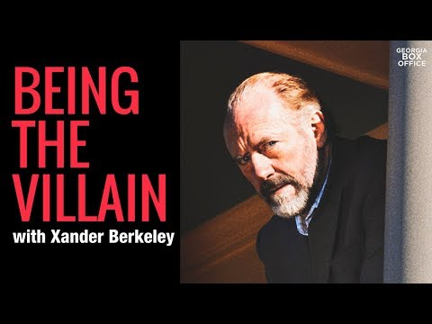 Villains Get More Acting Gigs - with Xander Berkeley
