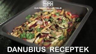 Danubius Receptek - Paszternák és édesburgonya  kapribogyós vinaigrette öntettel