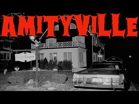 Amityville Murders, Haunting, and Ghost Boy Photograph